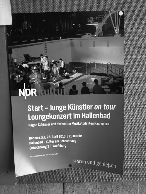 Andreas Schulz Live 2013 bei NDR Kultur